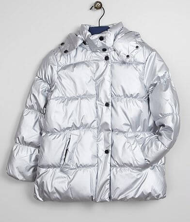 Girls-URBAN REPUBLIC Hooded Puffer Jacket