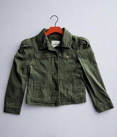 Girls - URBAN REPUBLIC Twill Jacket