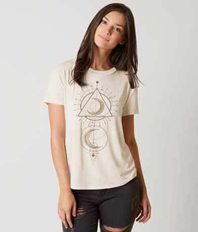 Modish Rebel Moon T-Shirt