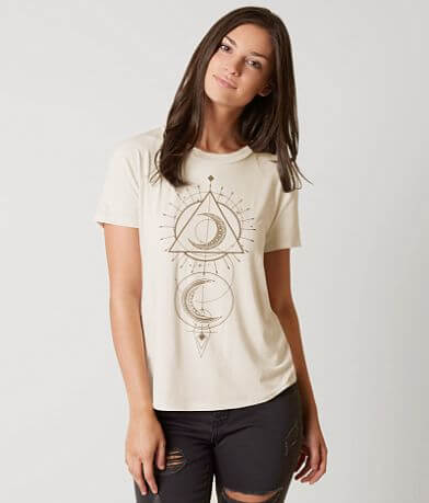 Modish Rebel Moon T-Shirt