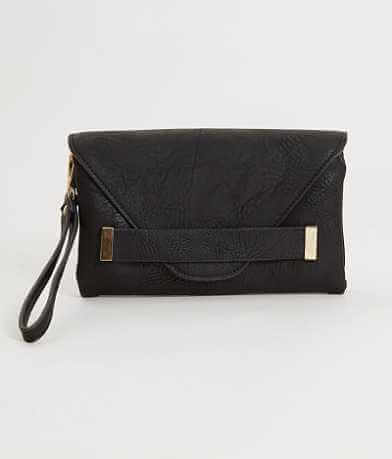 Dolce Girl Faux Leather Clutch