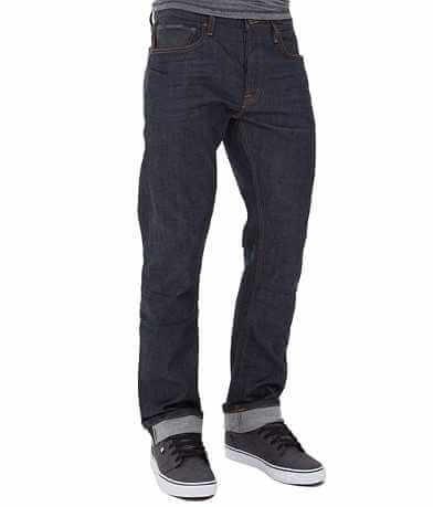 Jacob Davis Bryson Straight Selvedge Stretch Jean