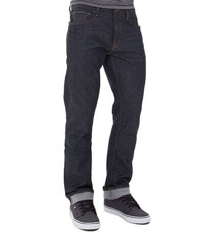 Jacob Davis Bryson Straight Selvedge Stretch Jean