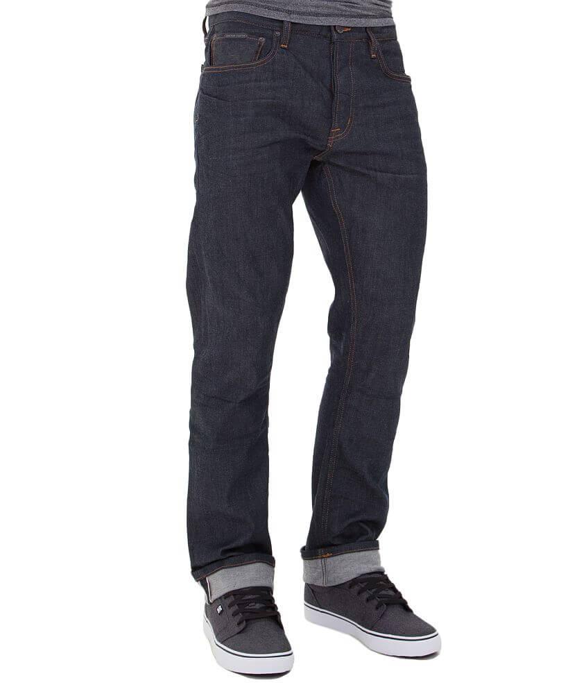 Jacob Davis Bryson Straight Selvedge Stretch Jean front view
