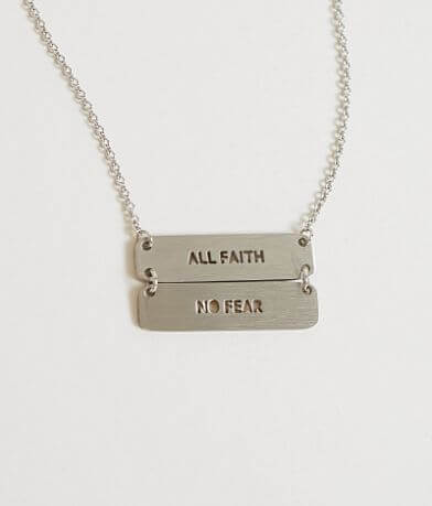 JAECI All Faith No Fear Necklace