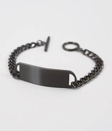 JAECI Plate Bracelet