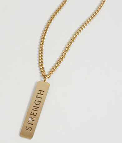 JAECI Strength Necklace