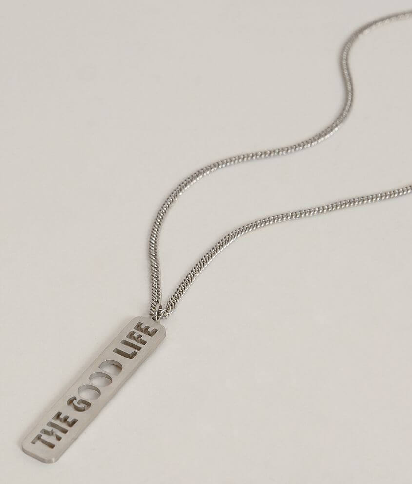 JAECI The Good Life Necklace front view