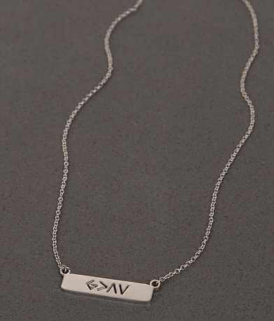 JAECI God Is Greater Necklace