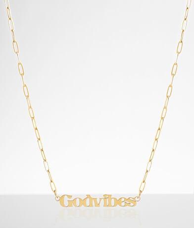 JAECI God Vibes Necklace