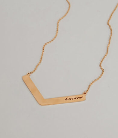 JAECI Discover Necklace