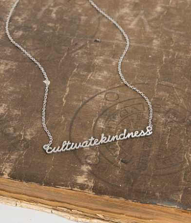 JAECI Cultivate Kindness Necklace