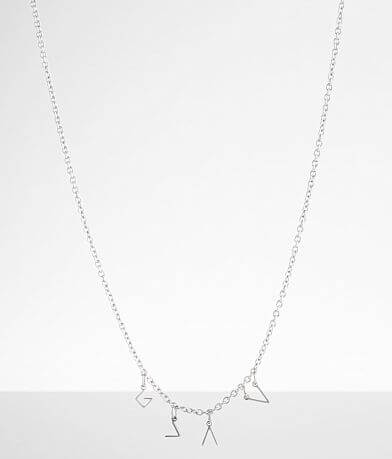 JAECI God Is Greater Charm Necklace