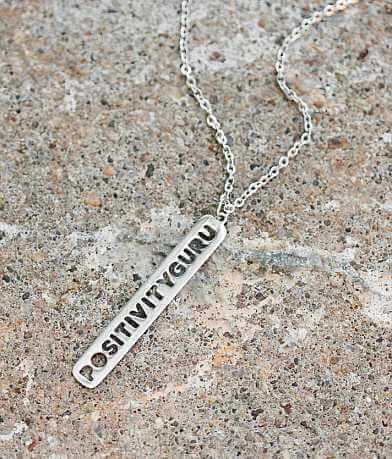 JAECI Positivity Guru Necklace