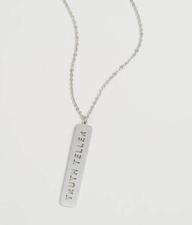 JAECI Truth Teller Necklace