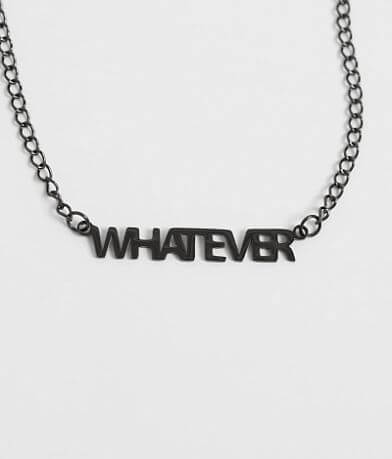 JAECI Whatever Necklace
