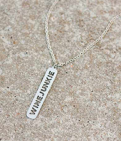 JAECI Wine Junkie Necklace