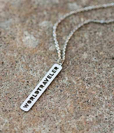 JAECI World Traveler Necklace