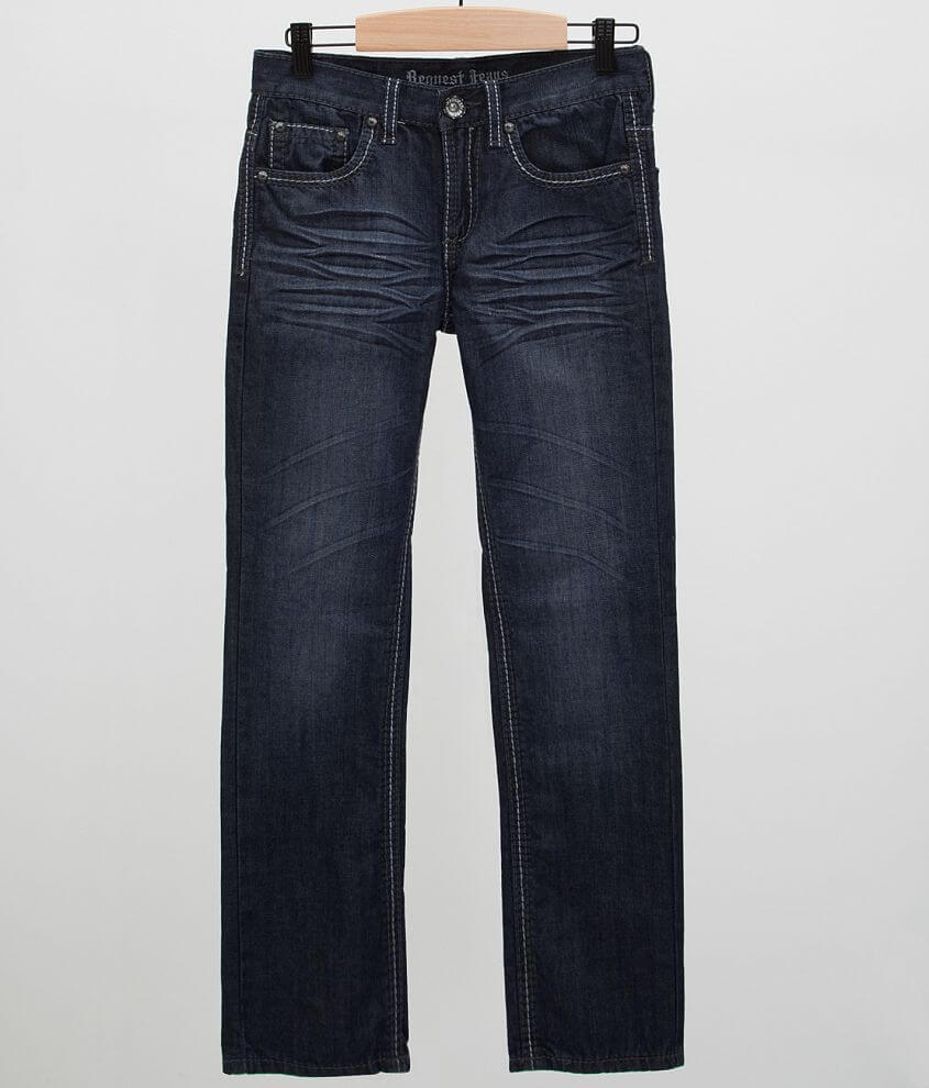 Boys - Request Jeans Brandon Skinny Jean front view