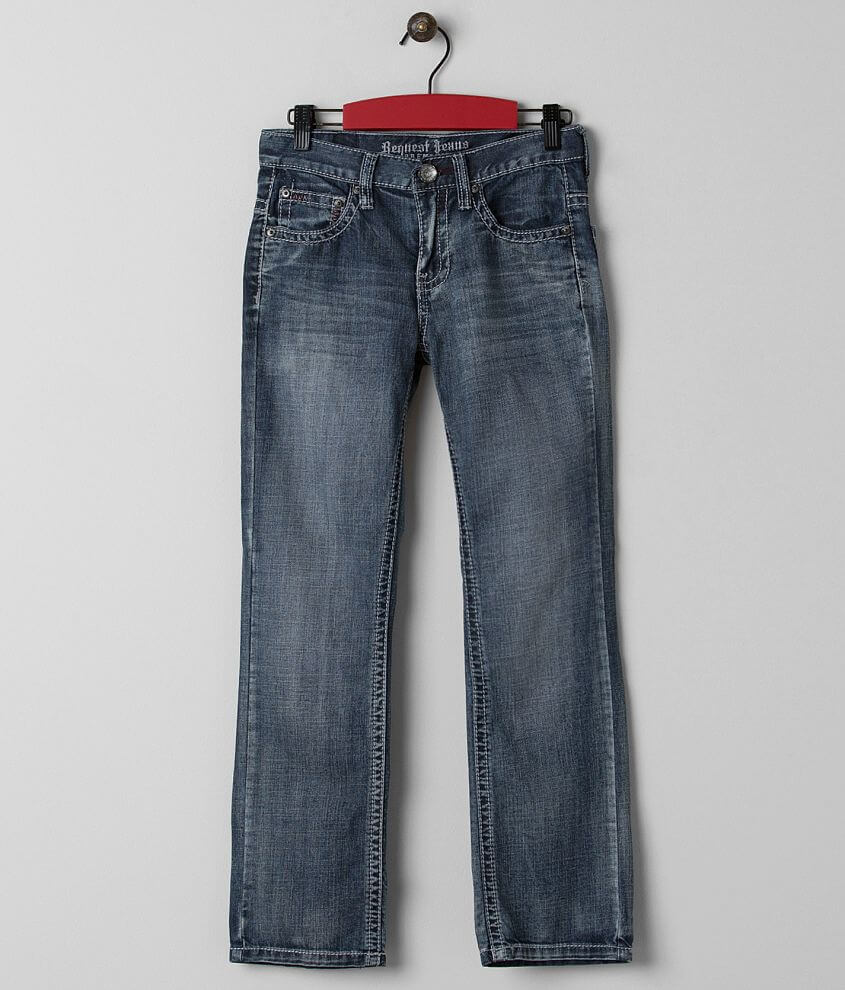 Boys - Request Jeans Lucas Skinny Jean front view