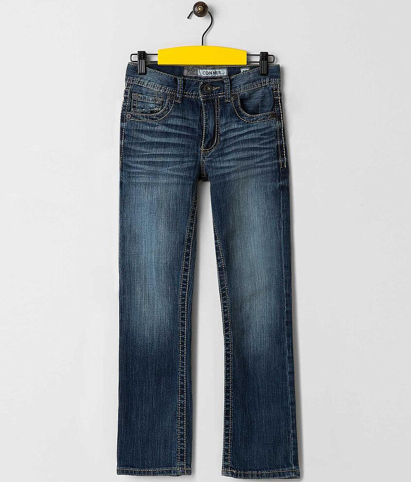 Boys - BKE Conner Straight Jean front view