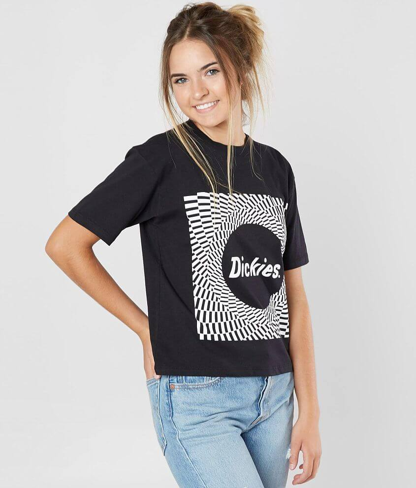 af311180d7b Dickies® Swirl Tomboy T-Shirt - Women s T-Shirts in Black