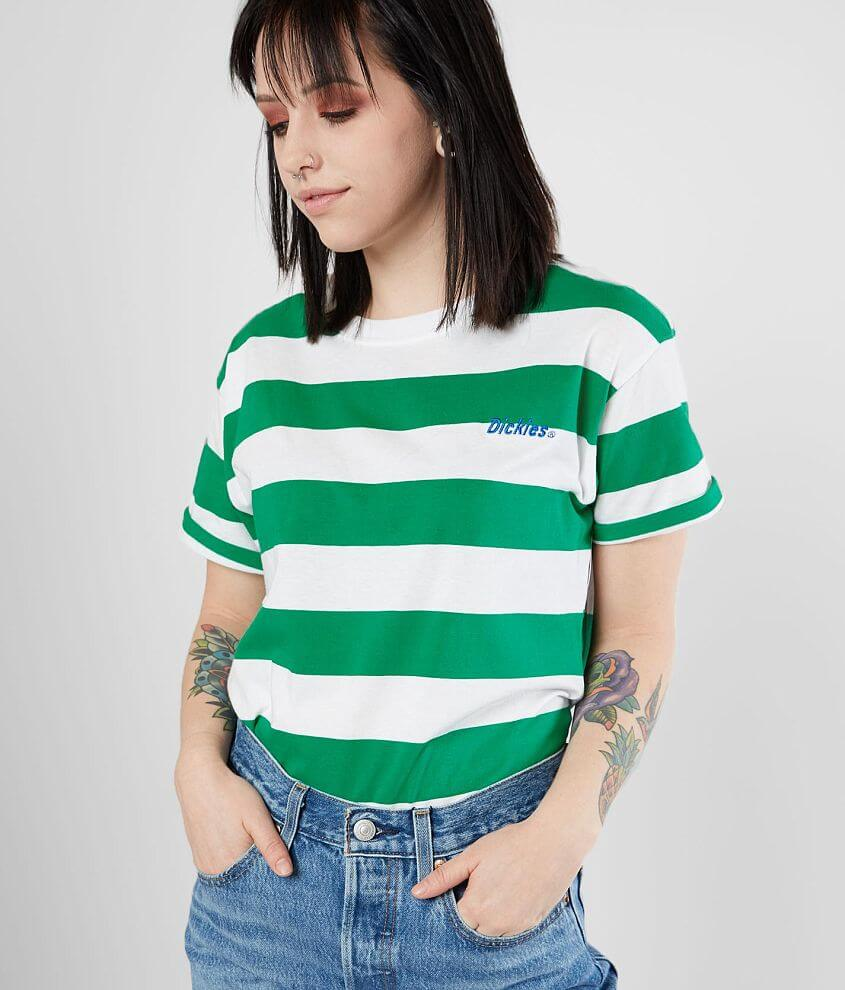 Embroidered logo graphic t-shirt Bust measures 35 1/2\\\