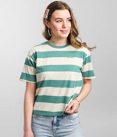 Dickies® Striped Tomboy T-Shirt