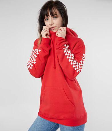 Dickies® Checker Hooded Sweatshirt