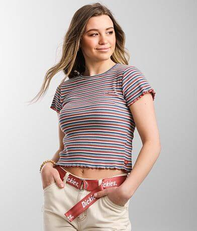 Dickies® Cropped Baby T-Shirt