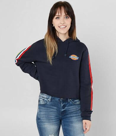 Dickies Raw Edge Hooded Sweatshirt
