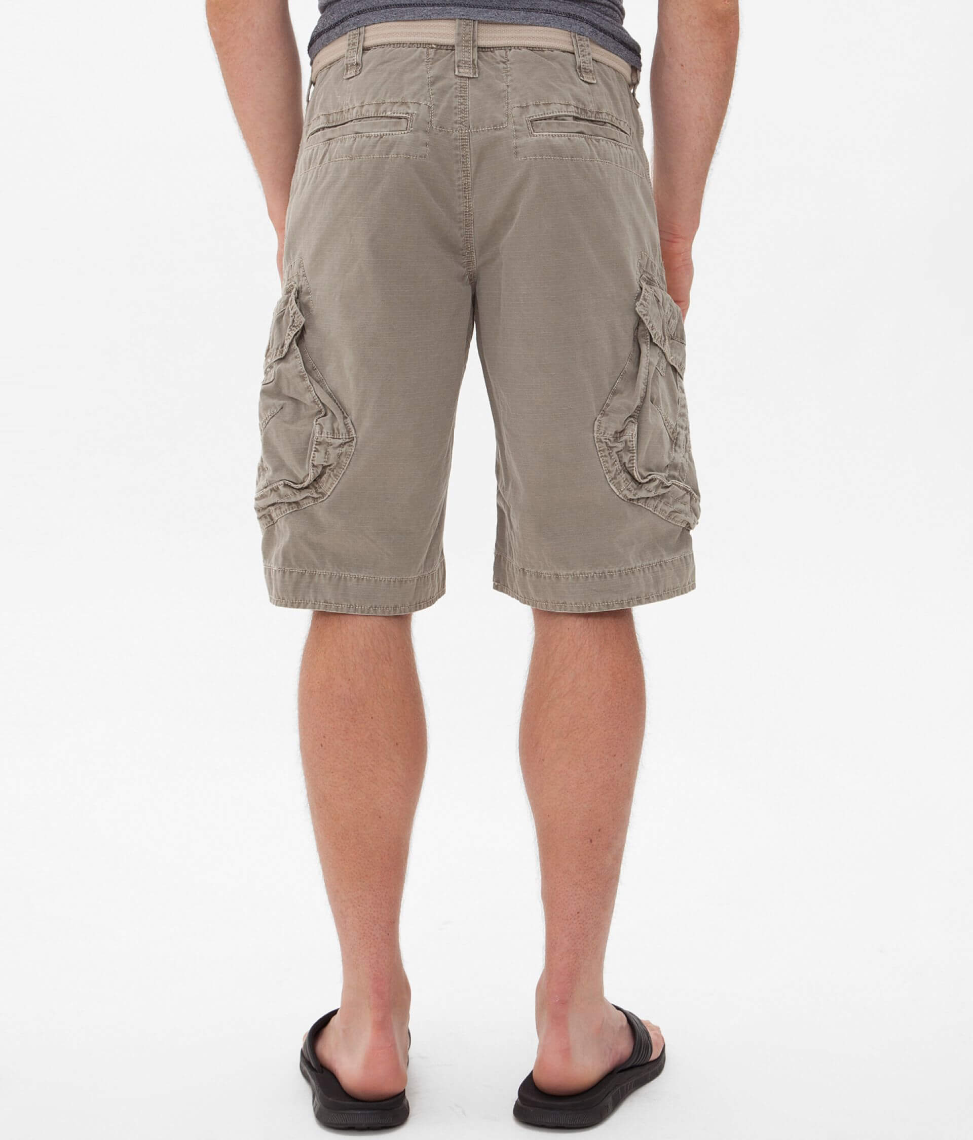 00f1368b6dad30 Jet Lag Take Off 3 Cargo Short - Men's Shorts in Cement | Buckle