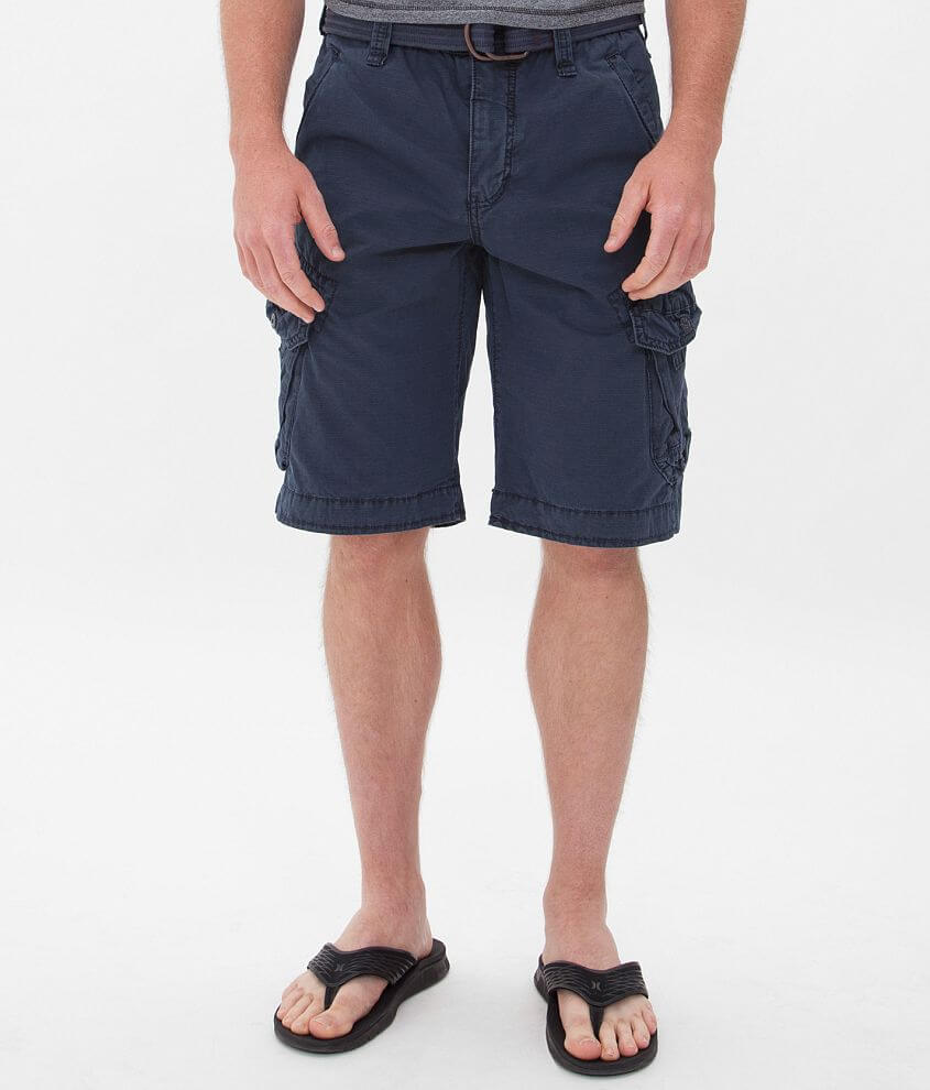 b6ba2f2e2aaee2 Jet Lag Take Off 3 Cargo Short - Men's Shorts in Charcoal | Buckle