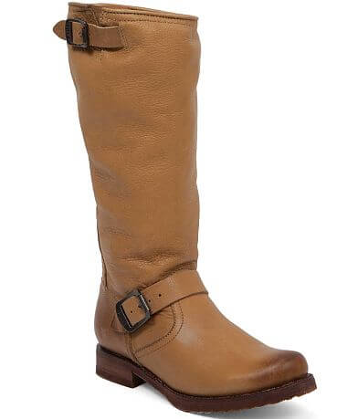 Frye Veronica Leather Riding Boot