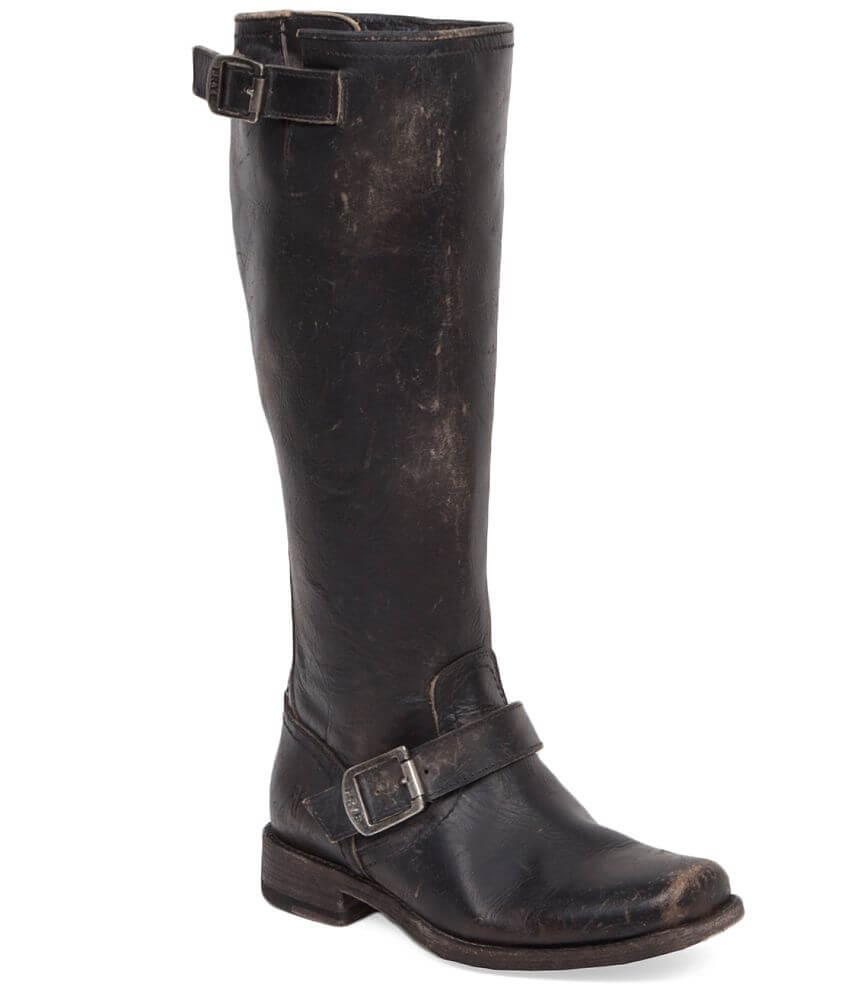 Frye Smith Engineer Riding Boot front view