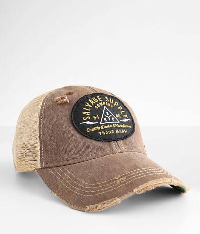 Salvage New Order Trucker Hat