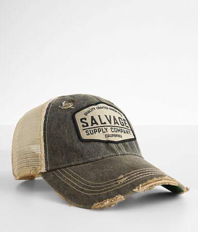 Salvage Service Trucker Hat