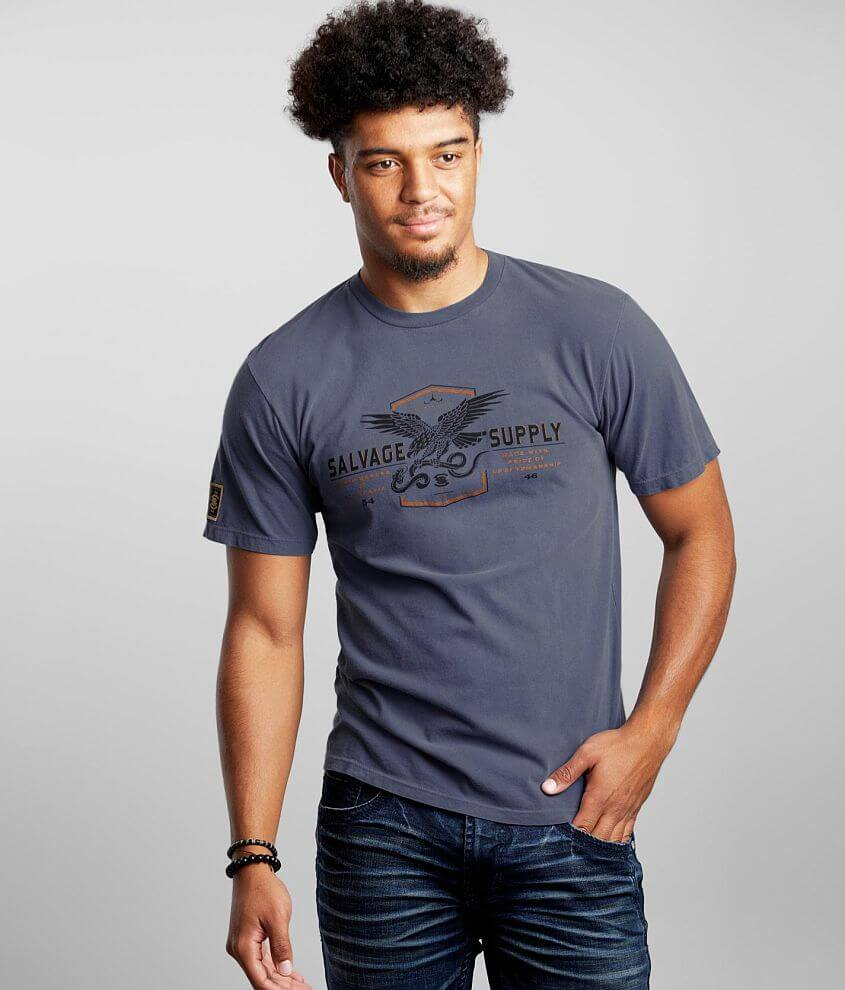Salvage Eagle T-Shirt front view