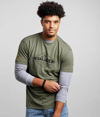 Salvage Diamond T-Shirt