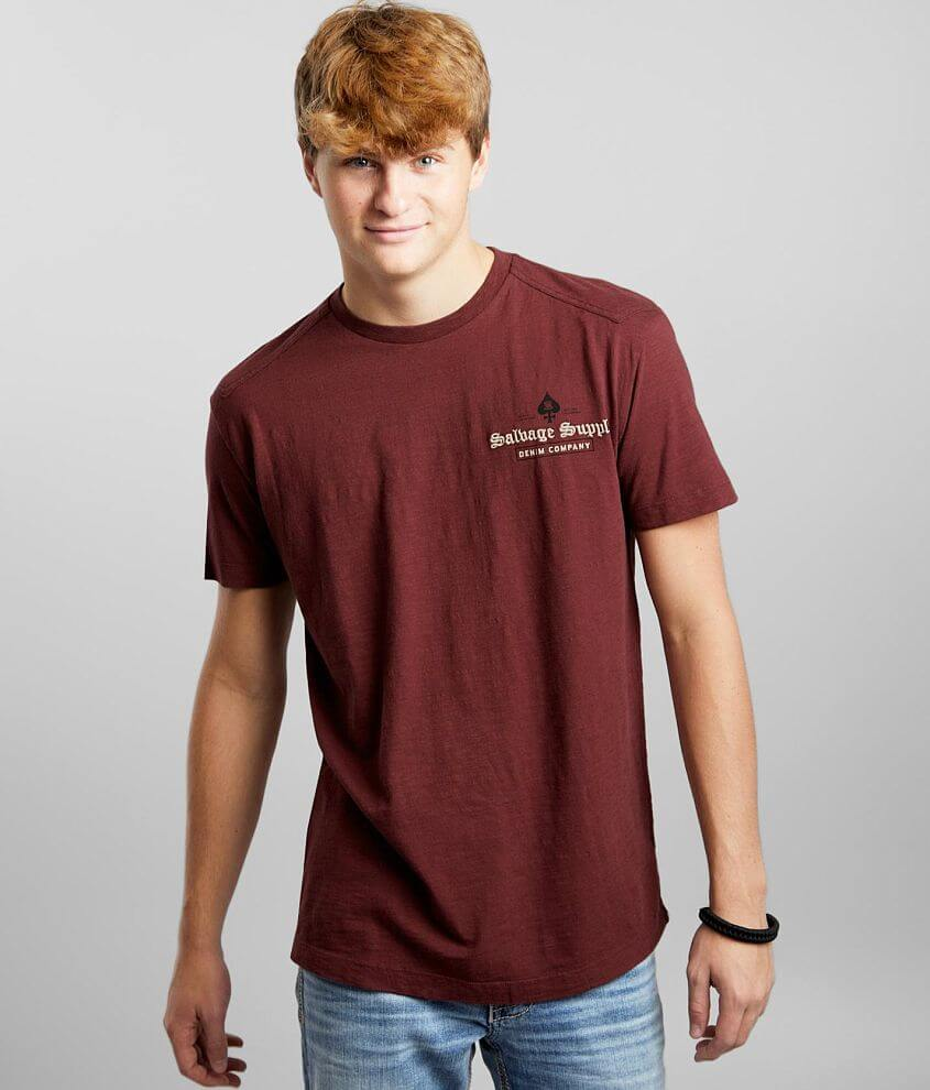 Salvage Spade T-Shirt front view