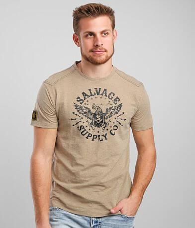 Salvage Eagle Shield T-Shirt