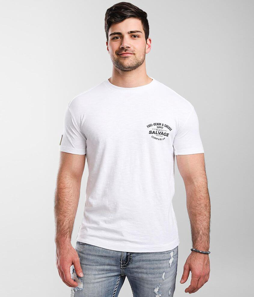 Salvage Equipped T-Shirt front view