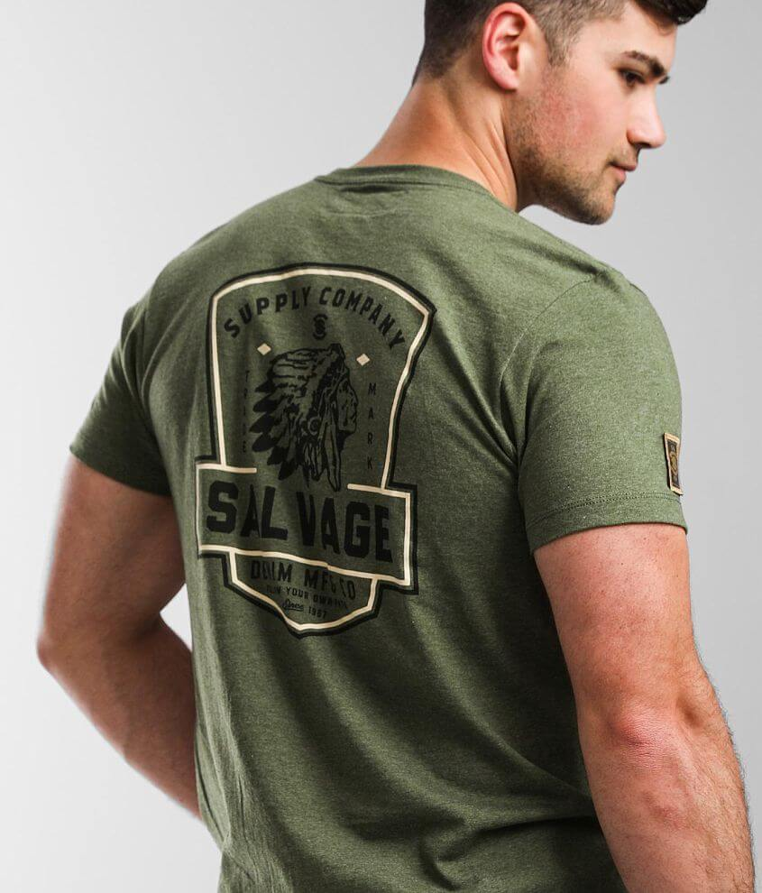 Salvage Nation T-Shirt front view