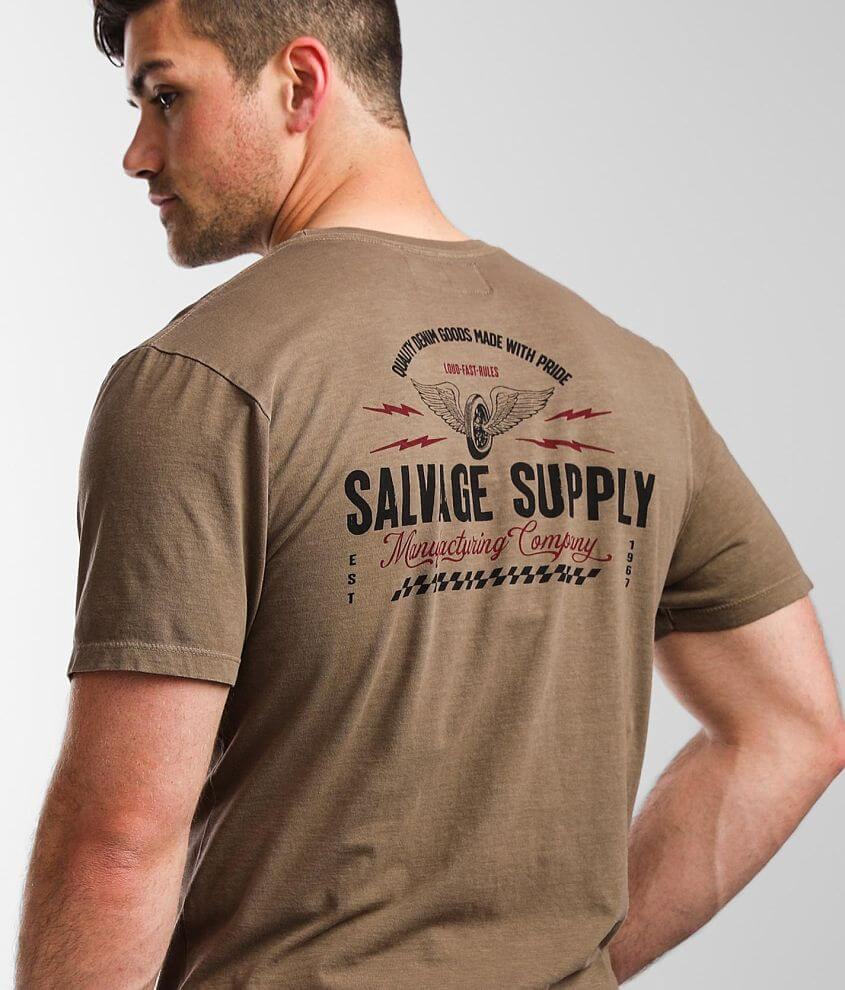 Salvage Indy T-Shirt front view