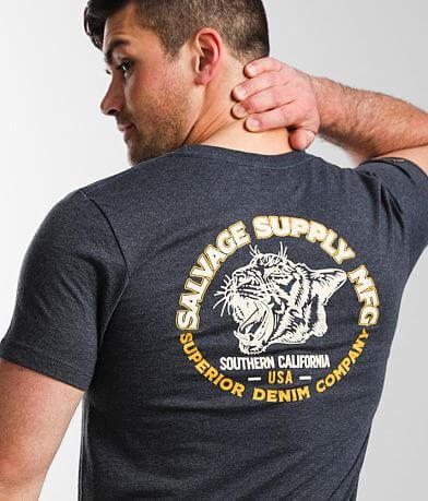 Salvage Tiger T-Shirt