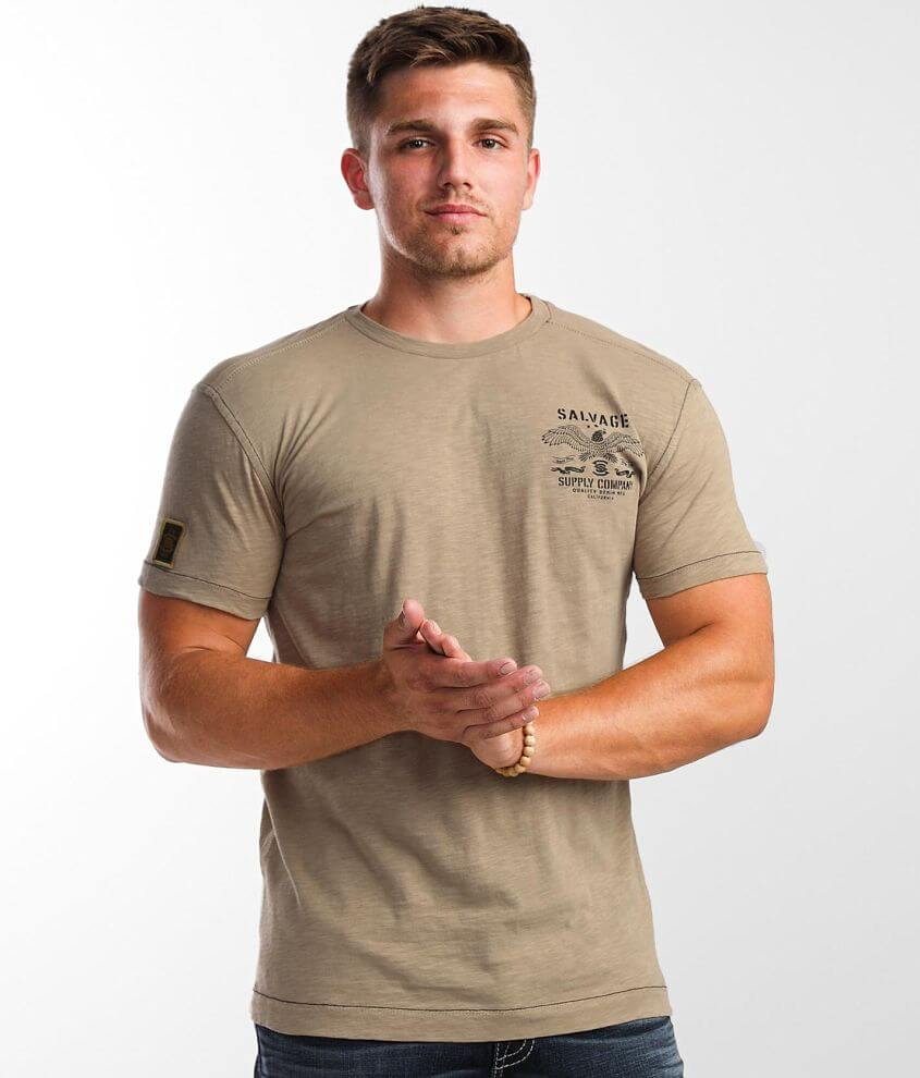 Salvage Freedom T-Shirt front view