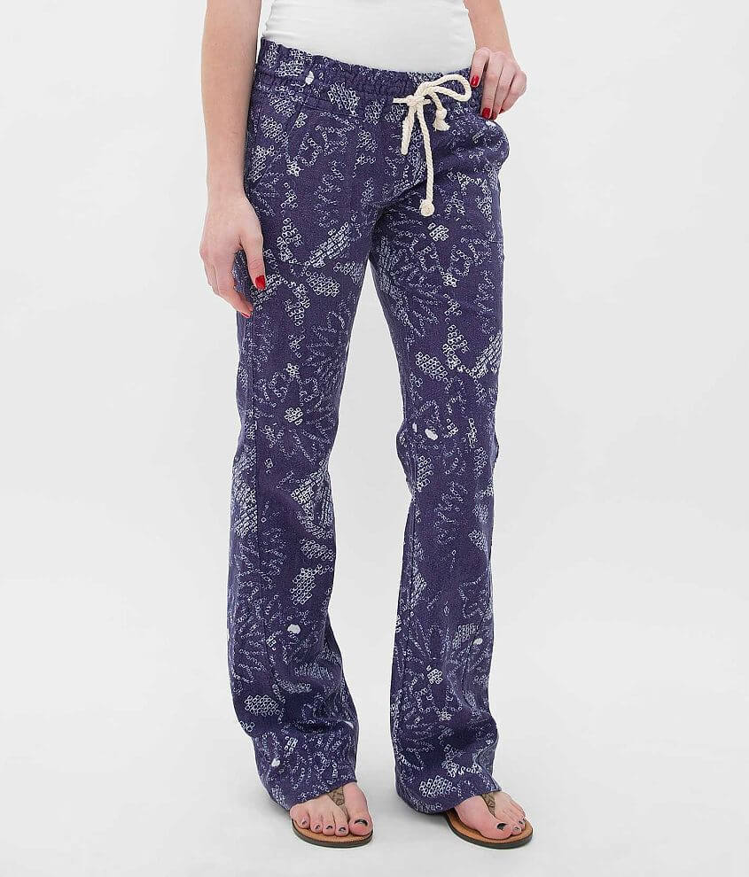Roxy Oceanside Pant front view