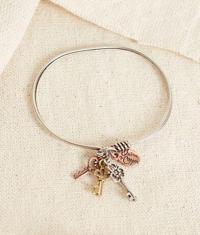 Quinn & Copper Keys Bracelet