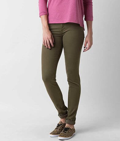 JUST BLACK Low Rise Skinny Stretch Jean