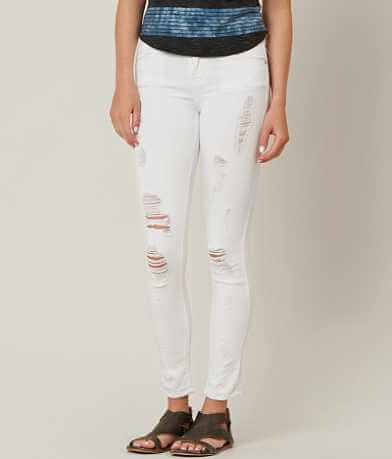 JUST BLACK Ankle Skinny Stretch Jean